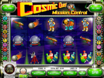 Cosmic Quest 1 Mission Control
